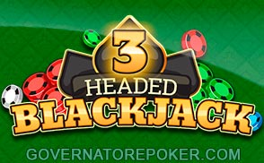 Three Headed Blackjack