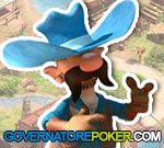 Governor of Poker carattere cowboy